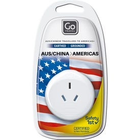 GO Travel Australian - USA Adaptor