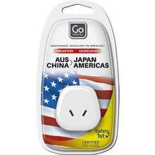GO Travel Australian - USA/Japan Adaptor