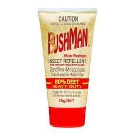 Bushman Ultra Repellent Dry Gel 75g