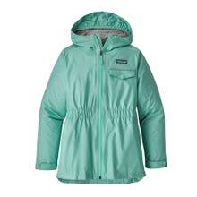 Patagonia Torrentshell Jacket Girl's - Vjosa Green