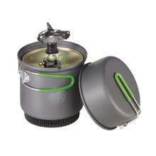 Optimus Crux Weekend HE Cook System - Gas Canister Not Included