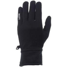 Matt Inner Glove - Black