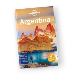Lonely Planet Argentina Travel Guide