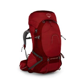Osprey Atmos 65 Pack - Rigby Red