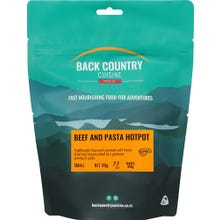 Back Country Cuisine Freeze Dried Food - Small Serve