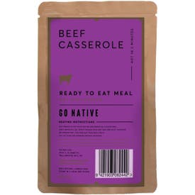 Go Native Beef Casserole 250g