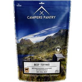 Campers Pantry Beef Teriyaki