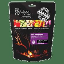 Outdoor Gourmet Company Meals -  Beef Bourguignon