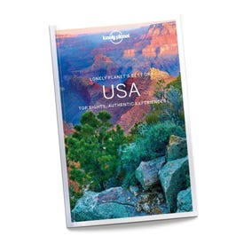 Lonely Planet Best of USA 2nd Edition Travel Guide