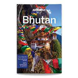 Lonely Planet Bhutan 6th Edition
