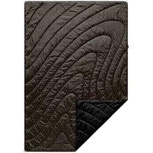 Rumpl The Original Puffy Blanket 1P - Black / Gold