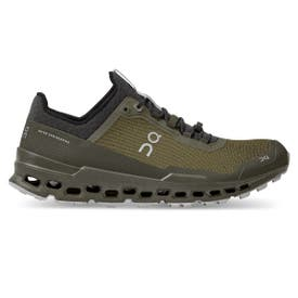 On Cloudultra Shoe Men's - Olive/Eclipse