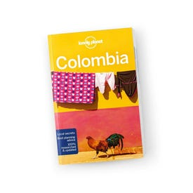 Lonely Planet Colombia Travel Guide