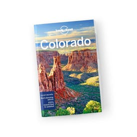 Lonely Planet Colorado 3rd Edition Travel Guide