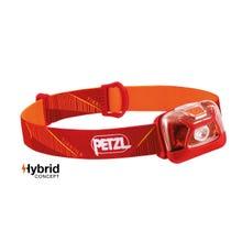 Petzel Tikkina Headlamp 250 Lumens - Red