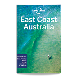 Lonely Planet East Coast Australia 6th Edition