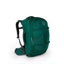 Osprey Fairview 40 Travel Pack- Rainforest Green