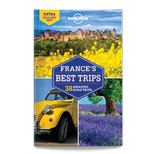 Lonely Planet France's Best Trips 2nd Edition