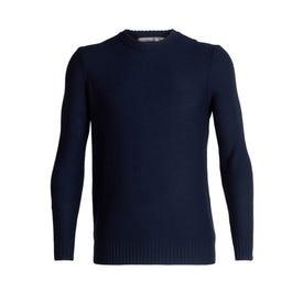Icebreaker Waypoint Crewe Sweater Men's - Midnight Navy