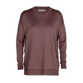 Icebreaker Nova Sweater Sweatshirt Women's - Mink