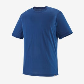 Patagonia Capilene Cool Trail SS Shirt Men's - Superior Blue