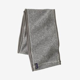 Patagonia Better Sweater Scarf - Birch White