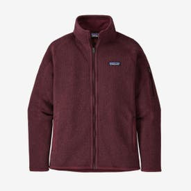 Patagonia Better Sweater Jacket Women's - Black