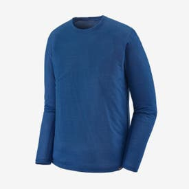 Patagonia Capilene® Cool Trail LS Shirt Men's - Forge Grey