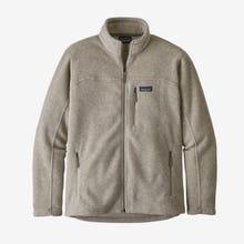 Patagonia Classic Synchilla Jacket Men's - Oatmeal