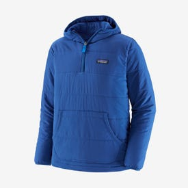 Patagonia Pack In Pullover Hoody Men's - Superior Blue