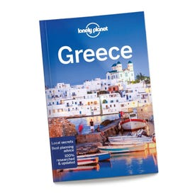 Lonely Planet Greece 13th Edition