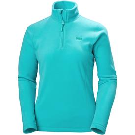 Helly Hansen Daybreaker HZ Fleece Top Women's - Turquoise