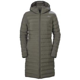 Helly Hansen Monotech Coat Women's - Beluga