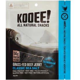 KOOEE! Classic Sea Salt Beef Jerky