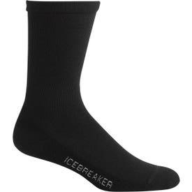 Icebreaker Lifestyle Lite Crew Sock Black