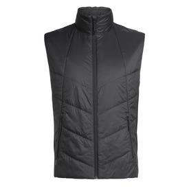 Icebreaker MerinoLoft™ Helix Vest Men's - Black