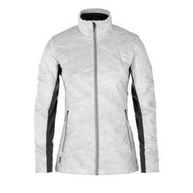 Icebreaker MerinoLOFT™ Helix Jacket Women's - Enamel
