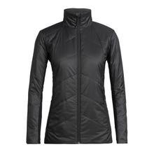 Icebreaker MerinoLOFT™ Helix Jacket Women's - Black