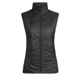 Icebreaker MerinoLOFT™ Helix Vest Updated Women's - Black