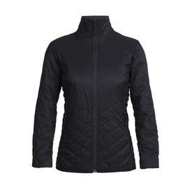 Icebreaker Hyperia Lite MerinoLOFT Jacket Women's - Black