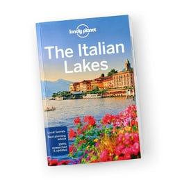 Lonely Planet The Italian Lakes 4th Edition