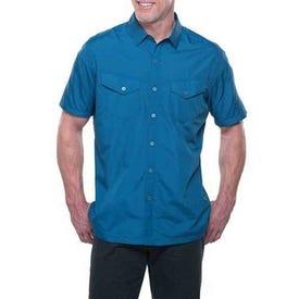 Kuhl Stealth SS Shirt Men's - Lake Blue