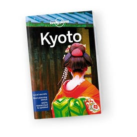 Lonely Planet Kyoto City Travel Guide