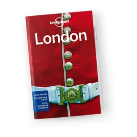 Lonely Planet London 11th Edition