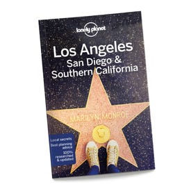 Lonely Planet Los Angeles, San Diego & Southern California 5th Edition