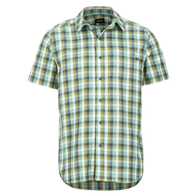 Marmot Kingwest SS Shirt Men's - Pond Green