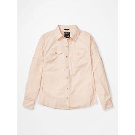 Marmot Annika LS Shirt Women's - Mandarin Mist