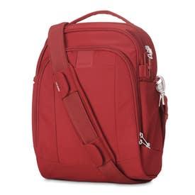 Pacsafe Metro Safe LS250 Shoulder Bag Vintage Red
