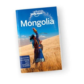 Lonely Planet Mongolia Travel Guide