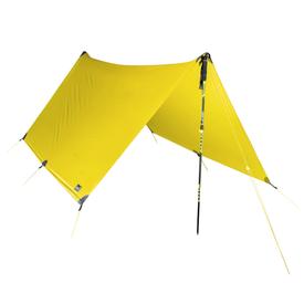 Mont Batwing Ultralight Thru-Hiker Tarp - Lemongrass